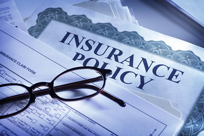 image of commercial liability insurance policy
